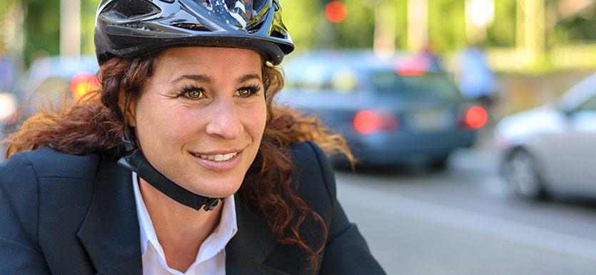 Så väljer du en cykelhjälm som ger optimalt skydd