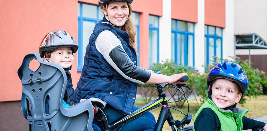 Lär ditt barn att cykla – väck intresset tidigt