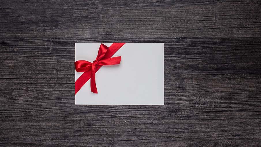 Köp gåvokort till företaget